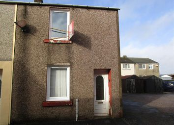 Thumbnail 2 bedroom end terrace house to rent in Dyke Street, Frizington, Cumbria