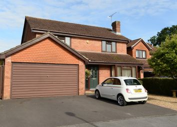Thumbnail 4 bed detached house for sale in Burley Close, Verwood