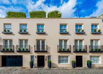 Thumbnail 3 bed property to rent in Eaton Mews South, London