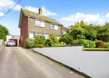 Thumbnail 4 bed detached house for sale in Tremeddan Lane, Liskeard, Cornwall