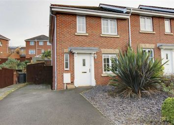Thumbnail 3 bed end terrace house to rent in Windmill Way, Brimington, Chesterfield, Derbyshire