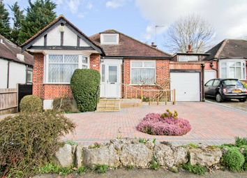 Thumbnail 3 bed detached bungalow for sale in Hillside Road, Northwood