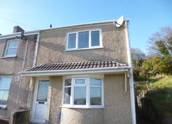 Thumbnail 2 bed property to rent in Uplands Terrace, Morriston, Swansea