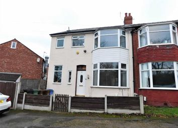 Thumbnail 3 bedroom semi-detached house for sale in Heathbank Road, Cheadle Heath, Stockport