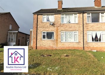 Thumbnail 1 bed flat to rent in Cedar Close, Hednesford, Cannock