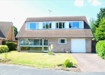 Thumbnail 4 bed detached house for sale in Overross Close, Ross-On-Wye