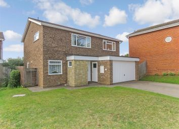 Thumbnail 4 bed detached house for sale in Milton Avenue, Eaton Ford, St. Neots, Cambridgeshire