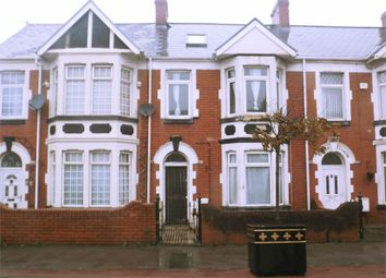 Thumbnail 3 bedroom terraced house for sale in Victoria Road, Aberavon, Port Talbot, West Glamorgan