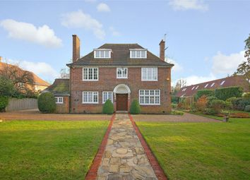 Thumbnail 5 bed detached house for sale in Watford Road, Radlett, Hertfordshire