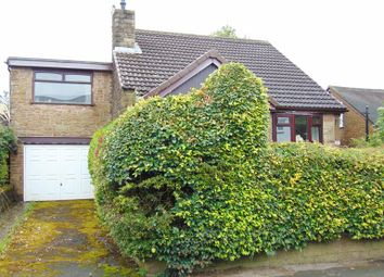 Thumbnail 4 bed detached bungalow for sale in 85 Haven Lane, Moorside, Oldham