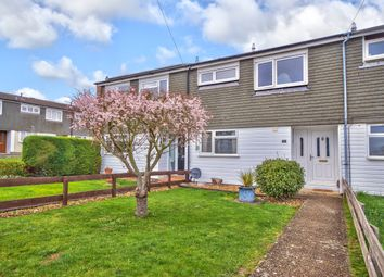 Thumbnail 3 bed terraced house for sale in Howitts Gardens, St. Neots, Cambridgeshire
