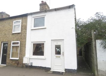 Thumbnail 2 bedroom end terrace house for sale in Hitchin Street, Biggleswade