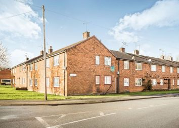 Thumbnail 1 bed flat for sale in Queensway, Wrexham