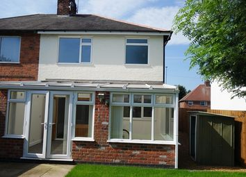 Thumbnail 3 bed semi-detached house for sale in Aylestone Lane, Wigston