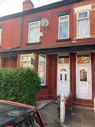 Thumbnail 4 bed terraced house to rent in Turnbull Road, Longsight Manchester