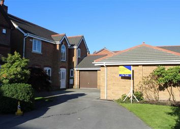 Thumbnail 4 bedroom detached house for sale in Bideford Way, Cottam, Preston