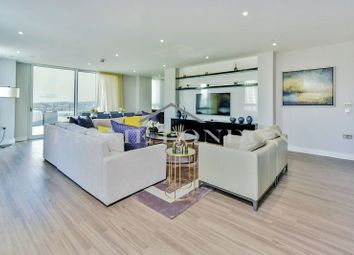 Thumbnail 4 bed flat for sale in Penthouse, Pinto Tower, Nine Elms Point