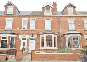 Thumbnail 4 bed terraced house to rent in Marshfield Road, Goole