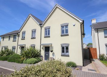 Thumbnail 4 bedroom end terrace house for sale in James Counsell Way, Stoke Gifford, Bristol
