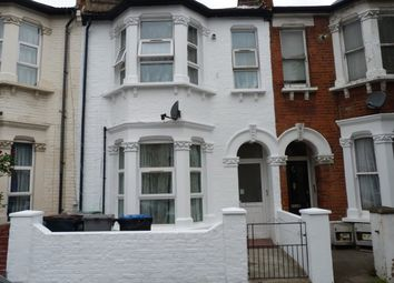 Thumbnail 3 bedroom flat to rent in Lechmere Road, Willesden Green, London