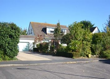Thumbnail 3 bed link-detached house for sale in Trefusis Way, East Budleigh, Budleigh Salterton, Devon