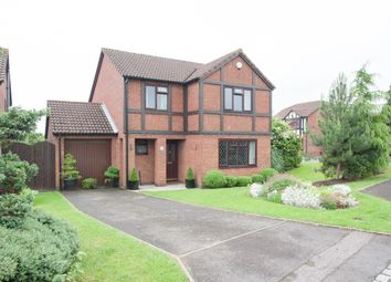 Thumbnail Detached house for sale in Maldale, Wilnecote, Tamworth