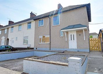 Thumbnail 3 bed end terrace house to rent in Oak Street, Hollingwood, Chesterfield, Derbyshire