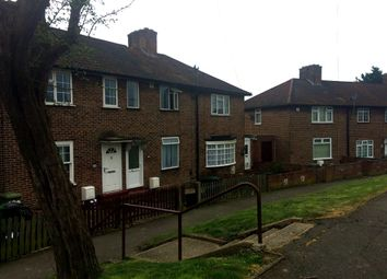 Thumbnail 3 bed terraced house to rent in Prestbury Square, London