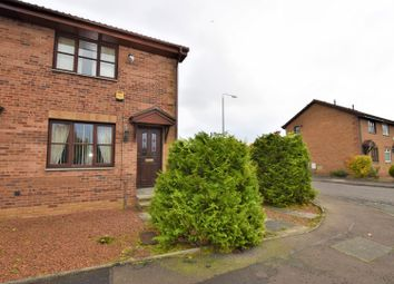 Thumbnail 2 bed end terrace house for sale in Java Street, Motherwell