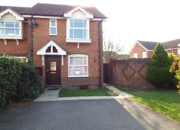 Thumbnail 2 bed end terrace house to rent in Tench Way, Romsey