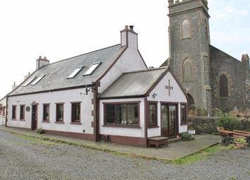 Thumbnail 2 bed cottage for sale in Church Cottage, Stoneykirk