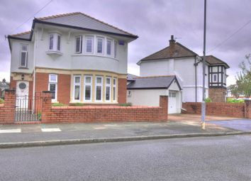 Thumbnail 4 bed detached house for sale in Butleigh Avenue, Cardiff