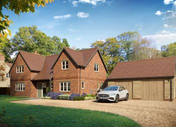 Church Lane, Longworth, Abingdon OX13. 5 bed detached house for sale