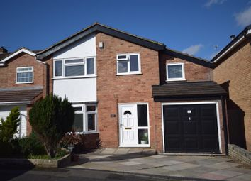 Thumbnail 4 bed detached house for sale in Buckingham Avenue, Bebington, Wirral