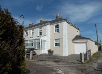 Thumbnail 4 bed end terrace house for sale in Mount Pleasant, Goldenbank, Falmouth