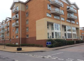 Thumbnail 2 bed flat for sale in Chandlery Way, Cardiff, South Glamorgan