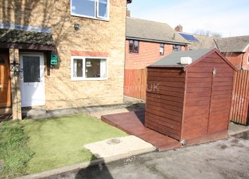 Thumbnail 2 bed maisonette for sale in Secretan Road, Rochester, Kent.