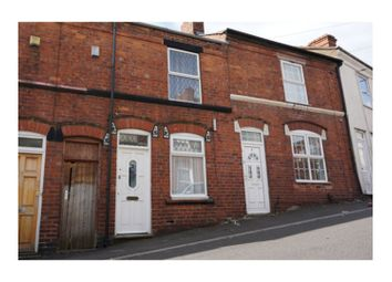 Thumbnail 2 bedroom terraced house for sale in Lloyd Street, Dudley
