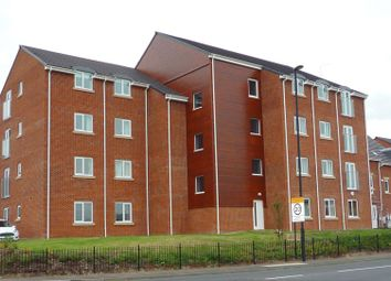 Thumbnail 1 bed flat for sale in White Swan Close, Killingworth, Newcastle Upon Tyne