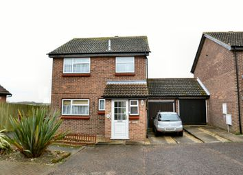 Thumbnail 3 bedroom detached house to rent in Orkney Close, Haverhill, Suffolk