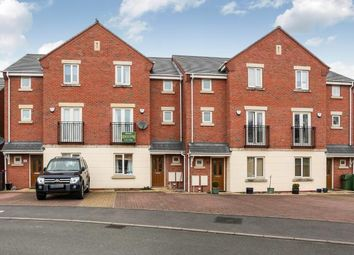 Thumbnail 4 bed terraced house for sale in Regal Gardens, Bromsgrove, Worcs, West Midlands