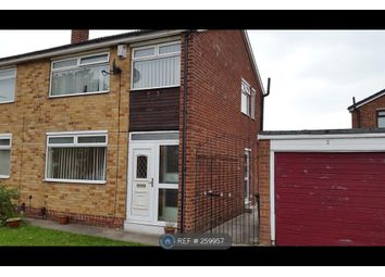 Thumbnail 3 bed semi-detached house to rent in Newton Drive, Stockton On Tees