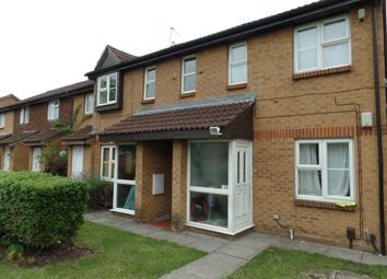 Thumbnail 1 bed flat to rent in Abbotswood Way, Hayes