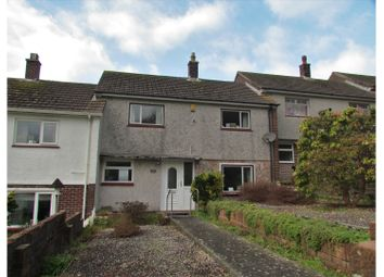 Thumbnail 2 bed terraced house for sale in Conrad Road, Plymouth