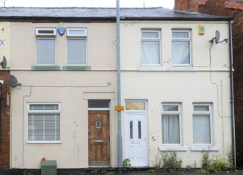 Thumbnail 3 bed terraced house for sale in Pelham Street, Mansfield
