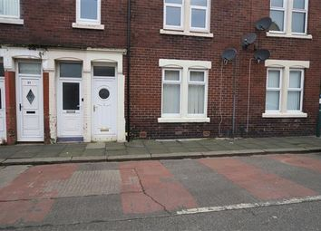 Thumbnail 2 bedroom flat to rent in Revesby Street, South Shields
