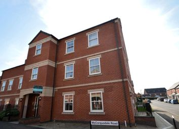 Thumbnail 2 bed flat to rent in Mccorquodale Road, Wolverton, Milton Keynes