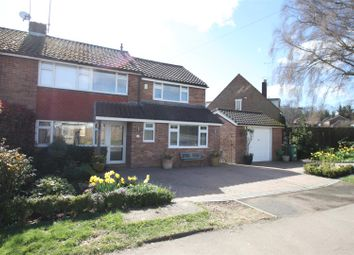 Thumbnail 5 bed semi-detached house for sale in Lake View Road, Sevenoaks