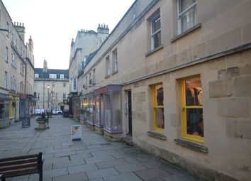Thumbnail 1 bedroom flat to rent in Margarets Buildings, Bath