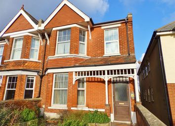 Thumbnail 4 bed end terrace house for sale in Mill Road, Eastbourne